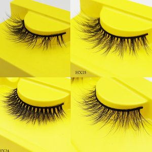 false eyelashes faux mink eyelash wholesale 3d silk lashes korean makeup soft hair reusable natural lash vendors daily use