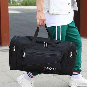 60 سم أكياس تروج متعددة الوظائف حقائب سفر المرأة تحمل على الأمتعة crossbody حمل سعة كبيرة العسكرية واق 210320