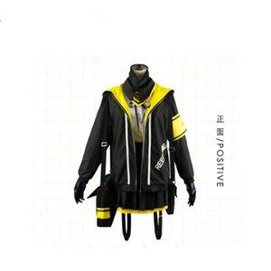Girl front line cos costume ump45 costume coat gun girl cos animation cosplay