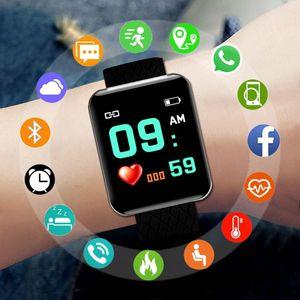 Wristwatches The Mens' Watches Smart Sport Watch Men Digital LED Electronic Wrist For Clock Male Wristwatch Women Kids Hour