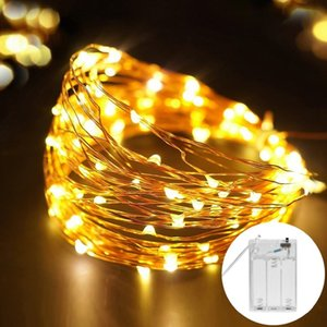 Christmas string light Battery Operated Garland Outdoor Indoor Home Christmas Decoration fairy Light