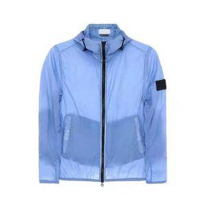 Mens Summer coats Brand Designer coats High Quality Brand coats Men's summer casual sun protection clothings_JD