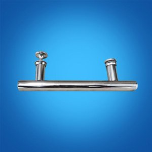 Handles & Pulls Enclosure Stainless Steel Durable Universal Shower Polished Pull Accessories Hardware Silver Door Handle Indoor Home