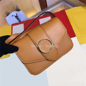PONT 9 Сумочка Сумки на плечевые сумки Гладкая тележка Шторм синий / георгин / Caramel Cross Body Buils Designers Женские сумки Кошельки M55948 M56456