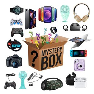 Electronic Luxury Gifts Lucky Box One Random Blind Box Mystery Blind Box Best Gift for Holidays   Birthday Value More Than $100