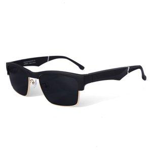 Линзы Совместимые Солнцезащитные очки Открытые поляризованные уха Аудио Bluetooth Солнцезащитные очки CH01