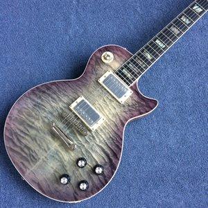 الماهوجني قطعة واحدة هيئة وجيتار الرقبة، تون-سجريات
