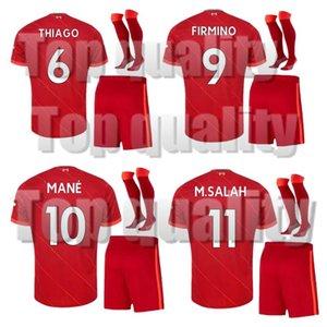 Liverpool Men great kit 2020 2021 red black GREEN soccer jerseys 20 21 adult home away third 3rd football shirts