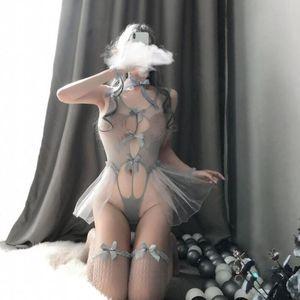 Сексуальное нижнее белье женщины эротические открытые перспективы промежности полый подвесной принцесса стиль повязки brassiere lenceria # 3 бюстгальтеры