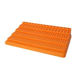 Milling Cutter Storage Box 367 Hole Special Finishing Rack Hard Plastic CNC Machining Tool Organizers