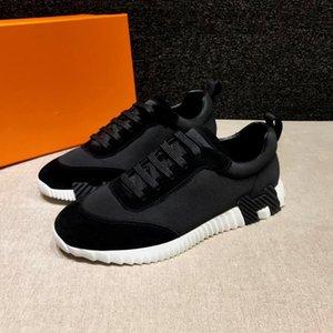 2021 Uomini di alta qualità Genuine Canvas Shoes Pannello Pannello Senior Sport Handmade Sport Shoess per Casual New Fashion Cuciture Colore