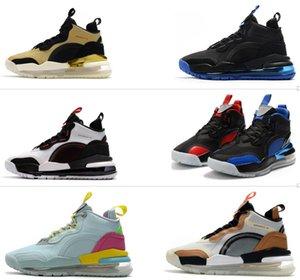 Boyut ABD Eğitmenler Zapatillas Ayakkabı 46 Trialler Siyah EUR Erkek Bayanlar Beyaz Havacılık 720 Jumpman 12 Erkekler Basketbollar Sneakers 720s Klasik A0