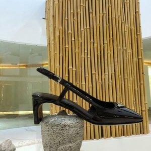 Erstklassige echte Lederschuhe für Frauen! Mode Damenschuhe Flachkopf Hochzeitskleid formale Schuhe mit echtem Leder Sohle bei B