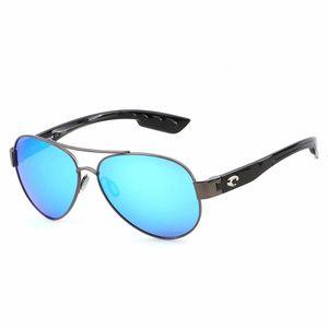 Classic costa sunglasses mens South Point_580P Polarized UV400 PC Lens high quality Fashion Brand Luxury Designers Sun glasses for women TR90 frame &Case