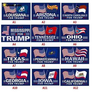 Não me culpe Eu votei para Donald Trump Flags 3x5 Ft 2024 As regras mudaram a bandeira com ilhós patrióticos decoração eleitoral Banne