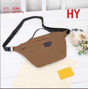 Designer Wallets Waist Bags Wallet Adjustable Belt Show High Quality Total 12 Colors Bag Luxury Pocket Luxurys Designers Purse
