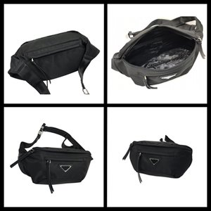 Waist Bag Women Men Fanny Pack Fashion Simple High Quality Nylon Chest Belt Waists Bags Crossbody