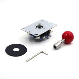Game Controller Joysticks RAC-J300 Abnehmbare Arcade-Joystick Schnell-Freisetzung 2Pin 8-Wege-DIY-Teile