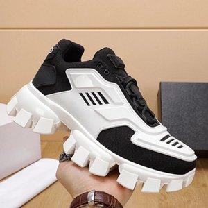 Designe Mens Cloudbust Thunder повседневная обувь вязание кроссовки роскошные дизайнер негабаритные кроссовки света резиновые единственные 3D тренеры женские высочайшее качество Большой размер US11 с коробкой