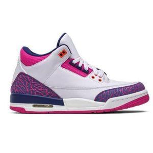 2021 jumpman 3 إمرأة رجالي أحذية كرة السلة 3 الليزر البرتقال UNC 3 الأحمر اسمنت اسكواش ملكي شظية DNM النار الأحمر المدربين حذاء 7BVT
