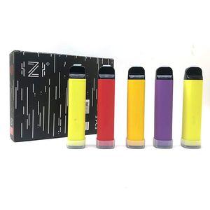 IZI Pod Disposable Vape Pen 1600 Puffs E Cigarettes 6ml Device 950mAh Battery plus