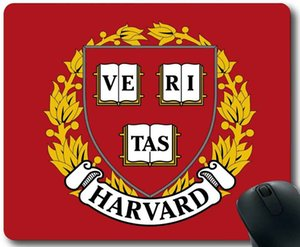 harvard university Mouse Pads Souvenir Customized Rectangle Non-Slip Rubber Mousepad Gaming Mouse Pad