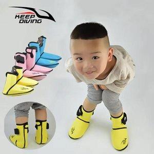 FILS Перчатки 3 мм неопреновые подводные кроссовки для детей подводное плавание носки детские Beach Bears Munior зима плавать