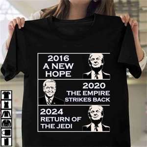 2024 Trump Biden American Presidential Election Letters Printed T-shirt Fashion Summer Boys and Girls Short Sleeve Top Tees Casual Clothes Plus Size G857WM9