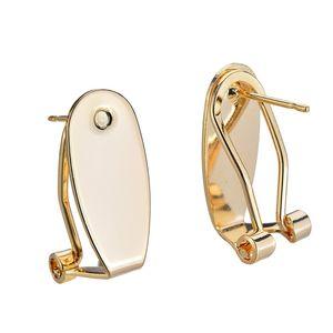 TAIDIAN серебряное серьги для ногтей Сообщение для родных женщин Beadswork Серьги Ювелирные изделия Найти 50 штук / Лот 328 Q2