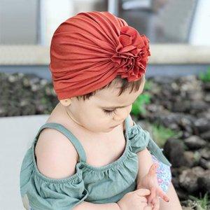 Bonés chapéus bebê crianças bowknot chapéu boné bonito criança turbante turbante nascido headwraps headwraps elástico cabeça envoltório tampa