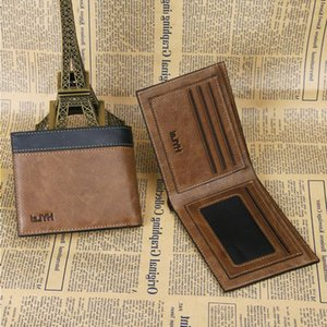 Hao For Wallet Men's Wallet Style Leather HYLai Yunlai Layer Horizontal First Retro Cowhide New Boys, Bag Ufpki
