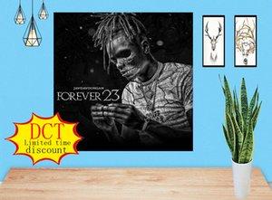 Jaydayoungan Forever 23 álbum Póster Music Cover Silk Art Print