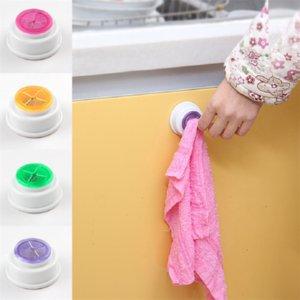 Lavar el clip de tela Datos de lavado de placas de almacenamiento Toallas de baño Toallas Colgante Organizador Cocina Scouring Pad Mano Toalla Racks CCF4610