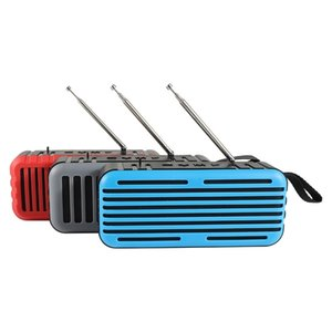 D6 new private model wireless Bluetooth speaker mobile phone subwoofer plug-in card mini sound
