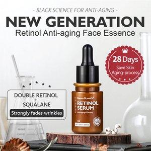 VIBRANT GLAMOUR Retinol Serum Anti Wrinkle Firming Lifting Improve Fine Lines Brighten Whiten Shrink Pores Anti Aging Skin Care
