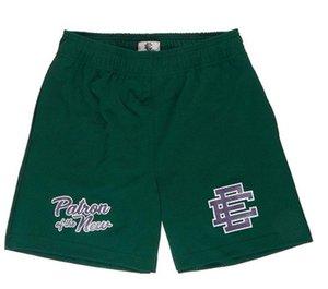 22ss Eric Emanuel EE Basic Short Men's fitness shorts, mesh breathable beach pants, sports series basketball pants new York TOPSHORTS