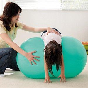 Fitness Boule de Yoga en forme de cacahuète Fauteuil Stress Chaise à la maison Sensory Kulki Body Build Bucks Balls BL50YJQ