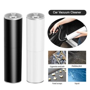 Vacuum Cleaner Car Portable Handheld 12V 120W Mini Strong Suction For Home Use