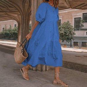 Kleider sommer sonne frauen lässig böhmischen strandrock
