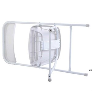 New Plastic Folding Chairs Wedding Party Event Chair Commercial White by sea HWE9914