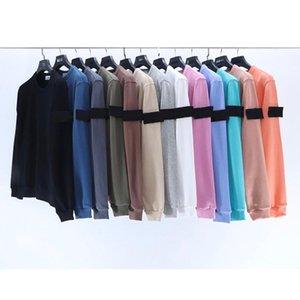 Üst Satıcı Moda Sonbahar Kış Erkekler 108 Uzun Kollu Hoodie Hip Hop Tişörtü Ceket Rahat Giysiler Kazak M-2XL UT604