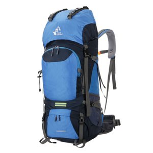 Outdoor Bags Free Knight Large Capacity Waterproof Backpack Blue