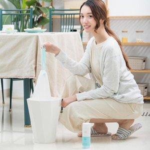 Original Xiaomi Youpin Chaîne Épaissir Cuisine Chambre automatique de ménage Can Buy Rubbish Garbage Sac en plastique 20pcs / Lot DWD5863