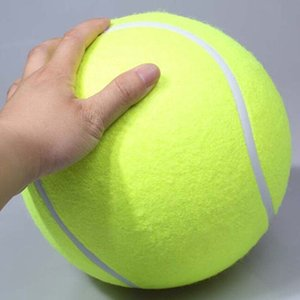 Dog Tennis Ball Giant Pets Toy Tennises Balls Dogs Chew Signature Mega Jumbo Kids Toys For Pet Supplies 9.5 Inches