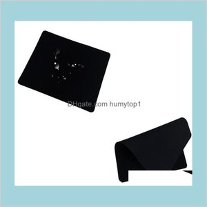 1.2Mm Thickness 20.0Cmx24.0Cm Natural Gamingmouse Pad Rubber Black Tasteless Mice Mouse Pad Mat Mousepad Tfdgb Ekak2