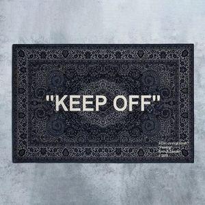 NeeW Обновление! Белая кешью модно держать ковры коврики модный дизайнер ковер украшения ковра