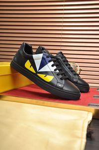 Высокое качество мужская повседневная обувь натуральная кожа TPU резиновые подошвы на шнуровке Koakuma украсить пара кроссовки моды на улице мужская обувь размером 38-44