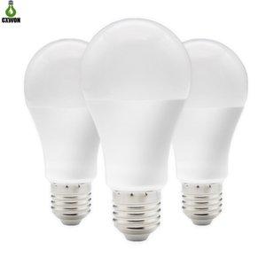 E27 led bulbs 3W 5W 7W 9W 12W 15W 18W 85-265V 3000K 4000K 6000K led Lights SMD2835 white warm white Lights Globe Bulbs Lamp