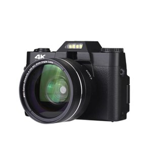 Digital Cameras 2021 HD 4K 16X Camera Micro Single Retro With WiFi Professional Vlog External Lensfor Home Travel