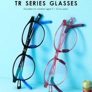 Anti Blue Light Kids Glasses Children Soft Optical Frame Eyeware Boy Girls Computer Transparent Blocking Eyeglasses Sunglasses